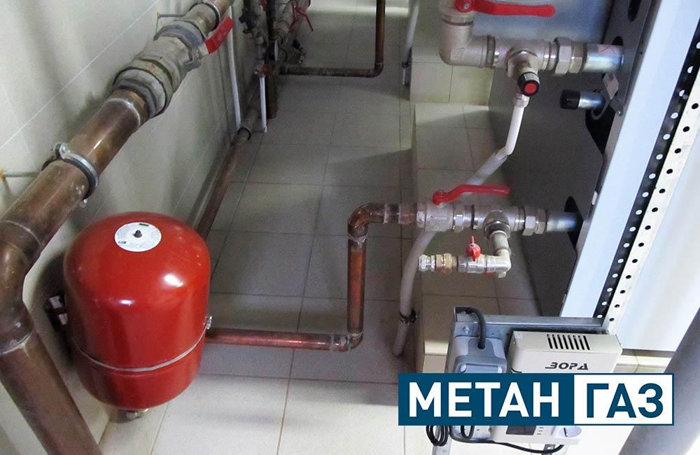 Фото Примеры работ по установке отопления - 9