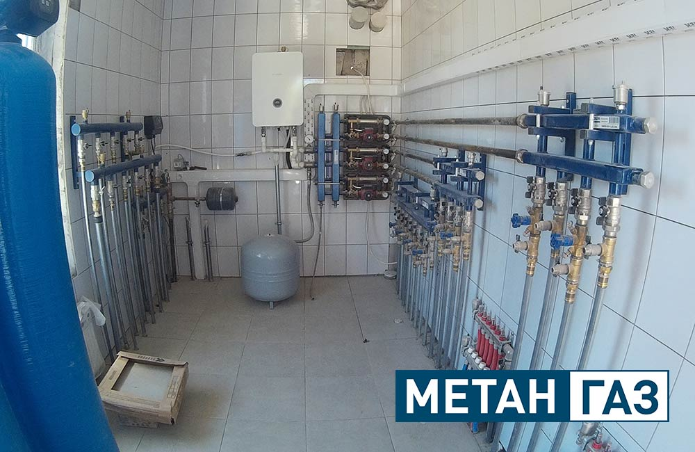 Фото Примеры работ по установке отопления - 2