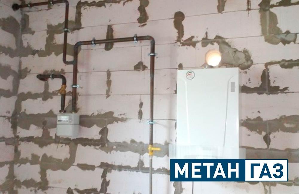 Фото Примеры работ по газификации жилого дома - 17