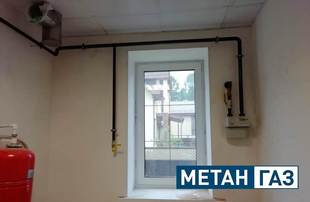 Фото Примеры работ по газификации жилого дома - 5
